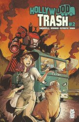 Mad Cave Studios's Hollywood Trash Issue # 2