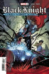 Marvel Comics's Black Knight: Curse of the Ebony Blade Issue # 2