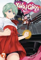 Seven Seas Entertainment's Yokai Girls Soft Cover # 7