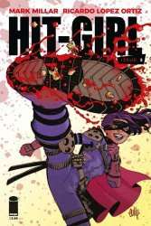Image Comics's Hit-Girl Issue # 3c