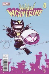 Marvel's All-New Wolverine Annual # 1b