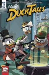 IDW Publishing's DuckTales Issue # 15