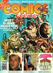 Starlog Group's Comics Scene Issue # 5