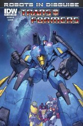 IDW Publishing's Transformers: Robots in Disguise Issue # 11