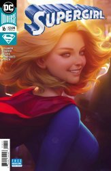 DC Comics's Supergirl Issue # 16b