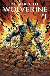 Marvel Comics's Return of Wolverine Issue # 1