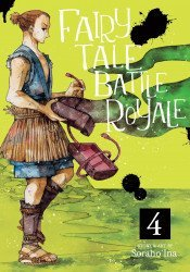 Seven Seas Entertainment's Fairy Tale Battle Royale Soft Cover # 4