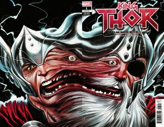 Marvel Comics's King Thor Issue # 1b