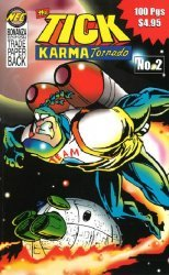 New England Comics Press's The Tick: Karma Tornado Special # 2