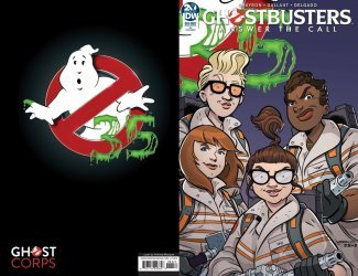 IDW Publishing's Ghostbusters 35th Anniversary: Answer the Call Issue # 1b