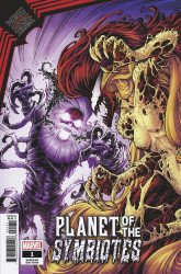 Marvel Comics's King in Black: Planet of the Symbiotes Issue # 1c