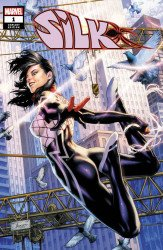 Marvel Comics's Silk Issue # 1unknown-a