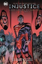 DC Comics's Injustice: Gods Among Us - Year Five TPB # 1