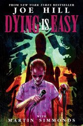 IDW Publishing's Dying is Easy Hard Cover # 1