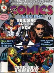 Starlog Group's Comics Scene Issue # 36