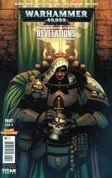 Titan Comics's Warhammer 40,000 Issue # 5d