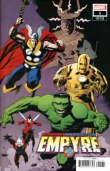 Marvel Comics's Empyre Issue # 1h