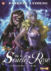 Charmz's The Scarlet Rose Hard Cover # 5
