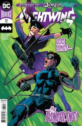 DC Comics's Nightwing Issue # 72