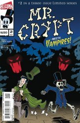 Alterna Comics's Mr. Crypt Issue # 2