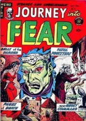 Superior Comics's Journey Into Fear Issue # 8