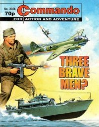 D.C. Thomson & Co.'s Commando: For Action and Adventure Issue # 3306