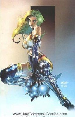 Aphrodite Marvel
