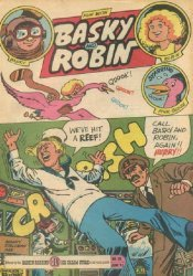 3-D Cosmic Publications's Fun with Basky and Robin Issue # 20