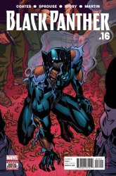 Marvel Comics's Black Panther Issue # 16