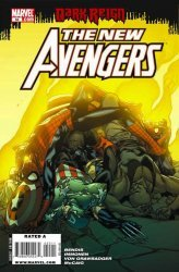 Marvel Comics's The New Avengers Issue # 55