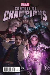 Marvel's Contest of Champions Issue # 8b