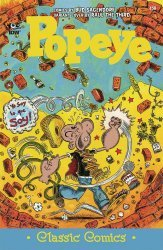 IDW Publishing's Classic Comics: Popeye Issue # 58ri