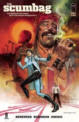 Image Comics's The Scumbag Issue # 2