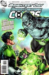 DC Comics's Green Lantern Corps Issue # 51