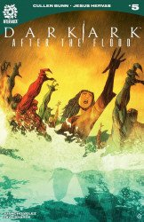 AfterShock Comics's Dark Ark: After the Flood Issue # 5