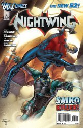 DC Comics's Nightwing Issue # 2