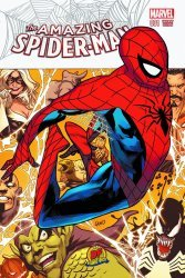 Marvel Comics's The Amazing Spider-Man Issue # 1dynamic forces