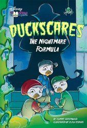 Amulet Books's Duckscares: The Nightmare Formula Hard Cover # 1