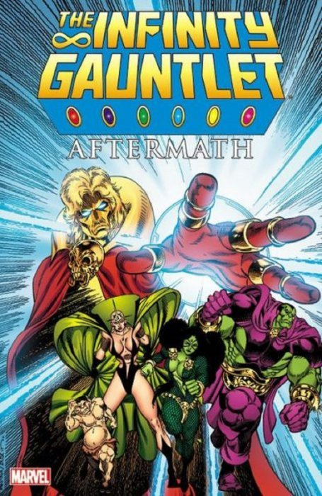 Infinity Gauntlet Aftermath Tpb 1 Marvel