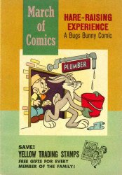 Western Printing Co.'s March of Comics Issue # 220c