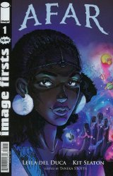 Image Comics's Afar Issue # 1image firsts