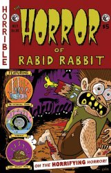 Rabid Rabbit Studios's Rabid Rabbit Issue # 9