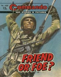 D.C. Thomson & Co.'s Commando: War Stories in Pictures Issue # 1420