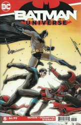 DC Comics's Batman Universe Issue # 5