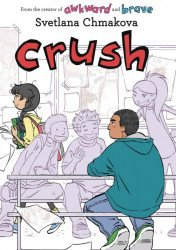Yen Press's Crush Hard Cover # 1