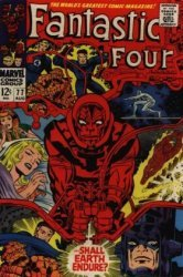 Marvel Comics's Fantastic Four Issue # 77