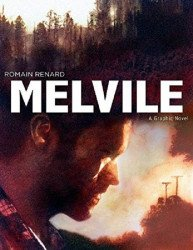 Pegasus Books's Melvile: A Graphic Novel Hard Cover # 1