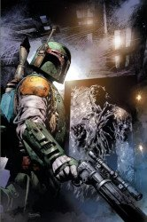 Marvel Comics's Star Wars: War of the Bounty Hunters - Alpha Issue # 1devildog-b