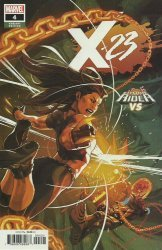 Marvel Comics's X-23 Issue # 4b