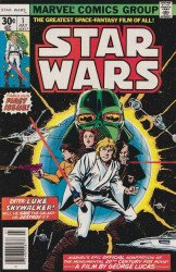 Marvel's Star Wars Issue # 1